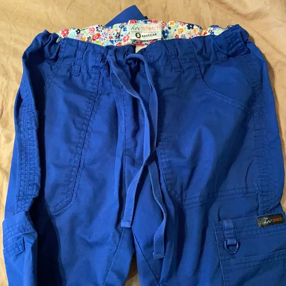 Koi size small scrub pants